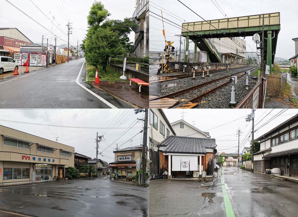JR青谷駅周辺画像