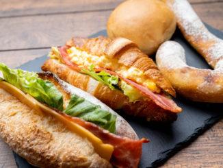 パンとお菓子のお店「パネッテリアプルチーノ」のパン集合画像
