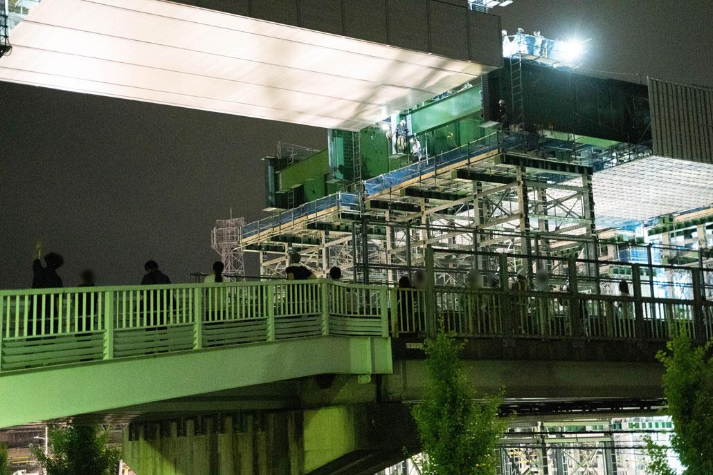 「新名神高速道路の高架橋間」画像8