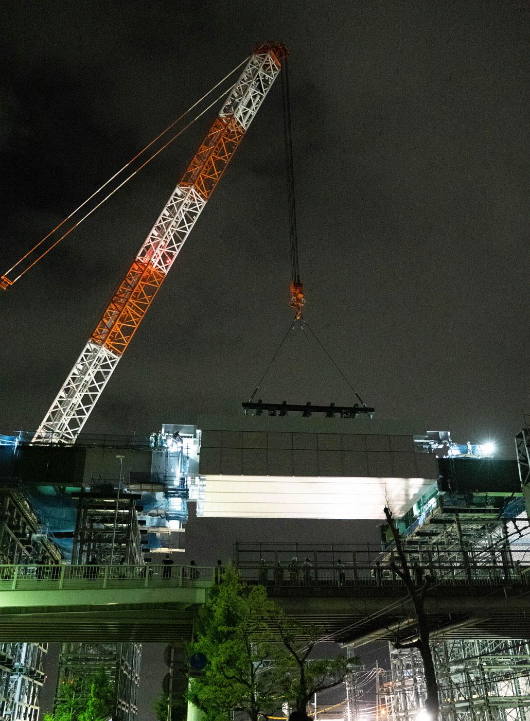 「新名神高速道路の高架橋間」画像7