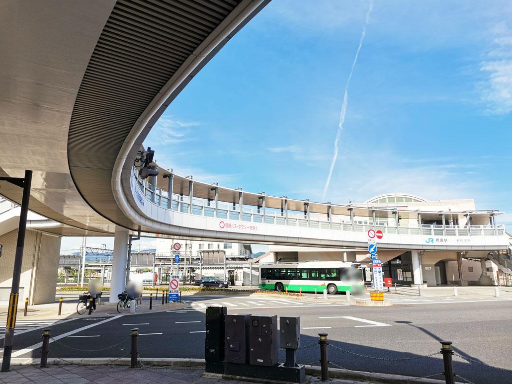 新祝園駅駅の画像