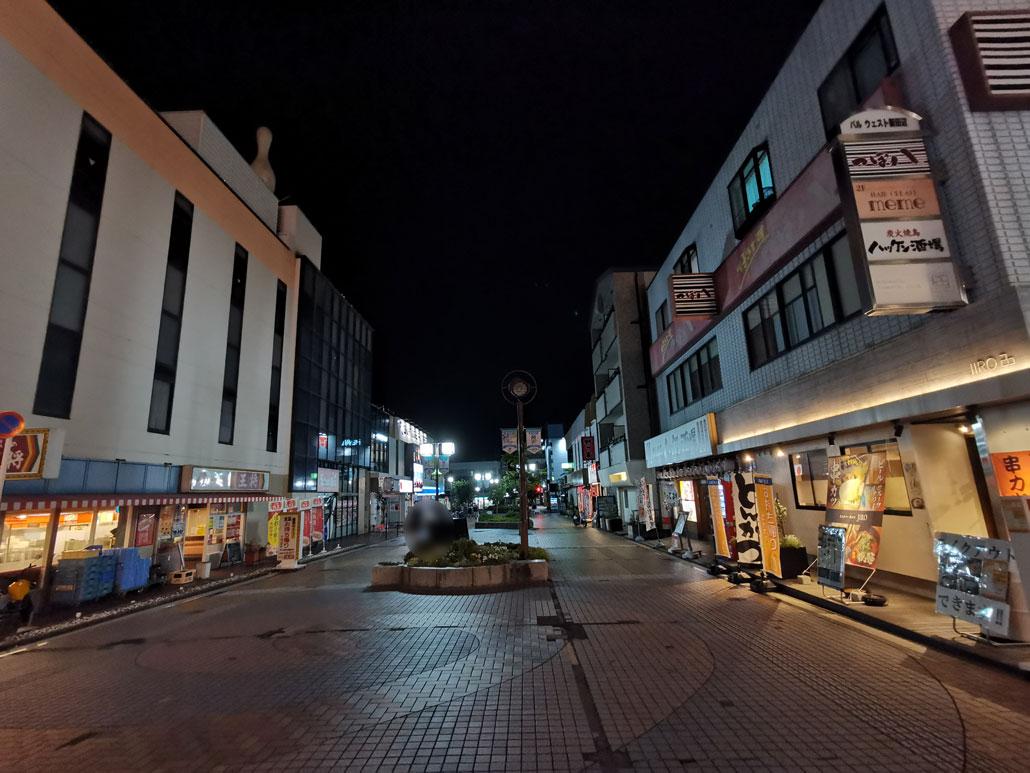 田辺大通りの画像
