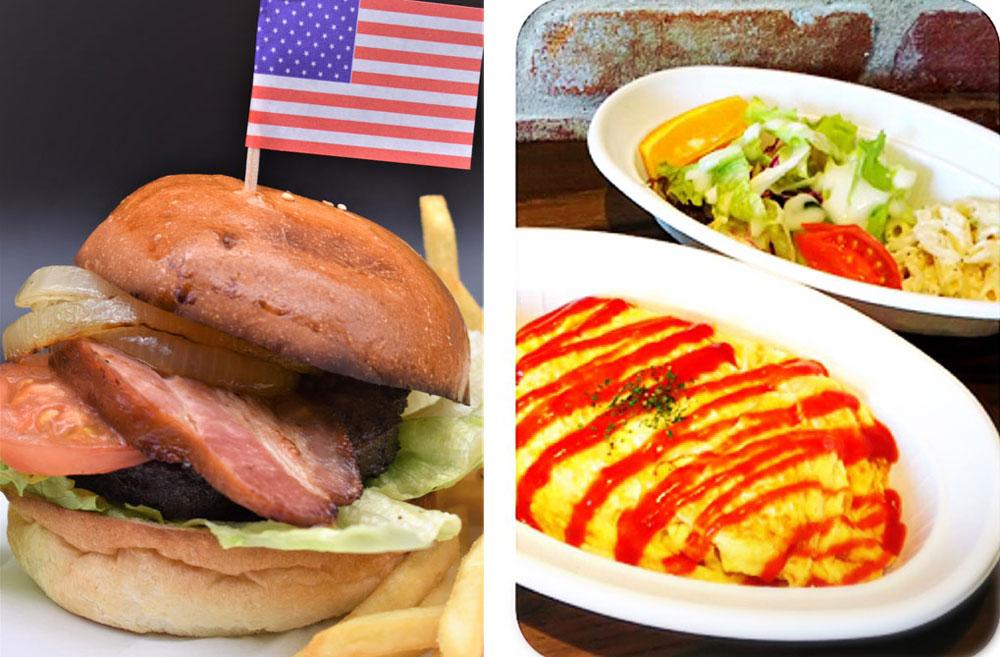 「cafe-blue」FOOD画像