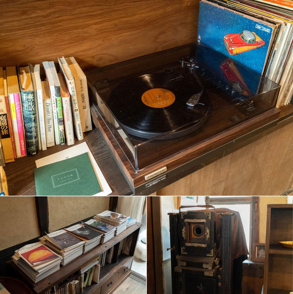 ナナクモさんのレコードなどの画像