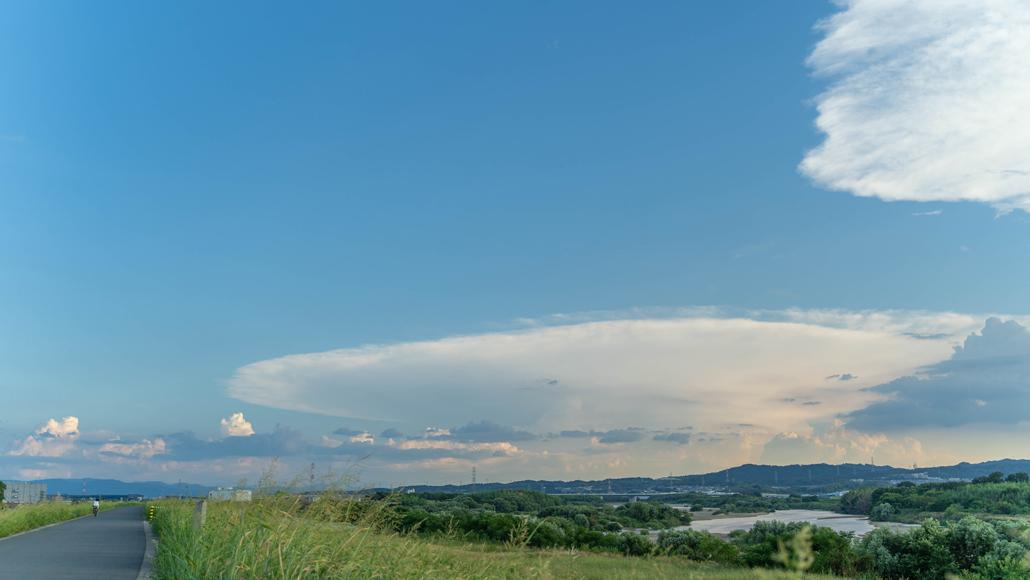 かなとこ雲の画像2