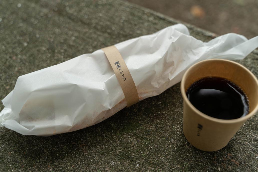 喫茶コンソラ料理画像