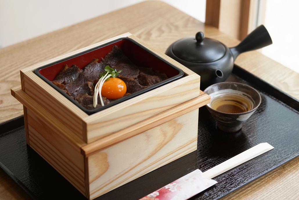 焙じ茶料理の画像
