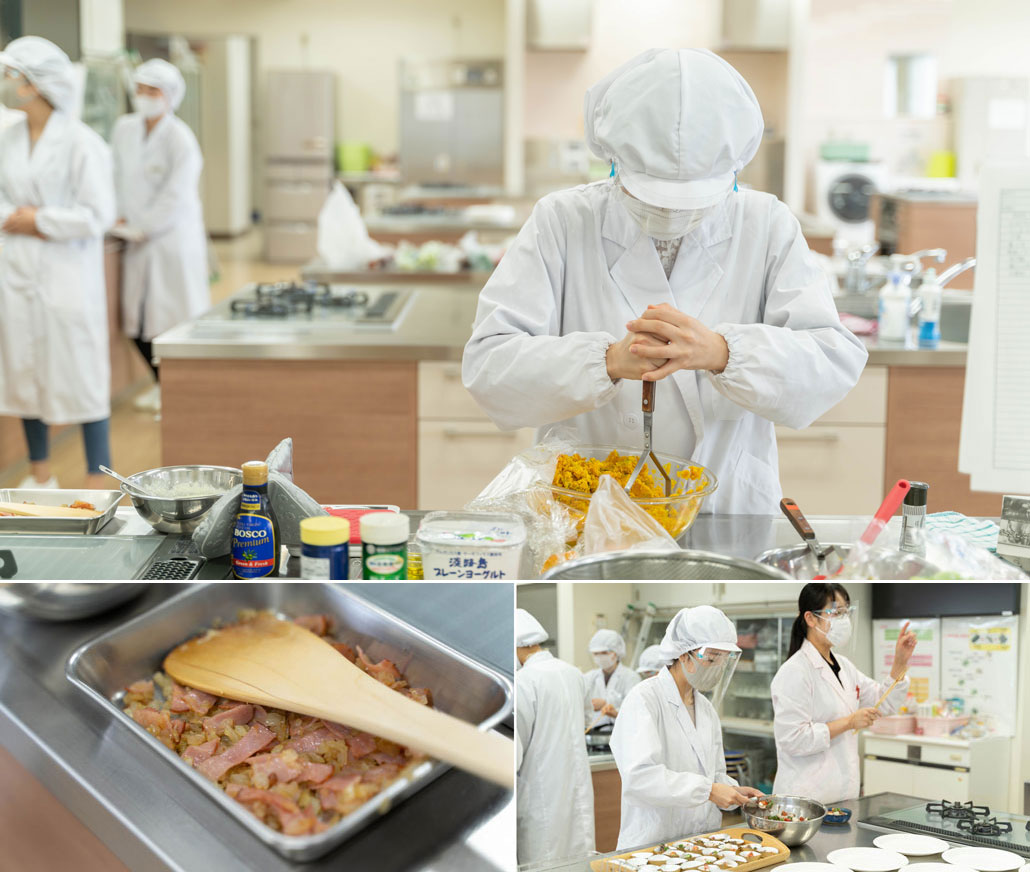 「2020 卒業研究 4ゼミ合同試食会」画像3