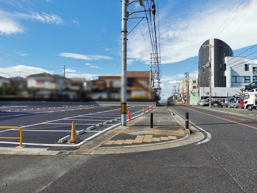 伊勢田エリアの現在の画像