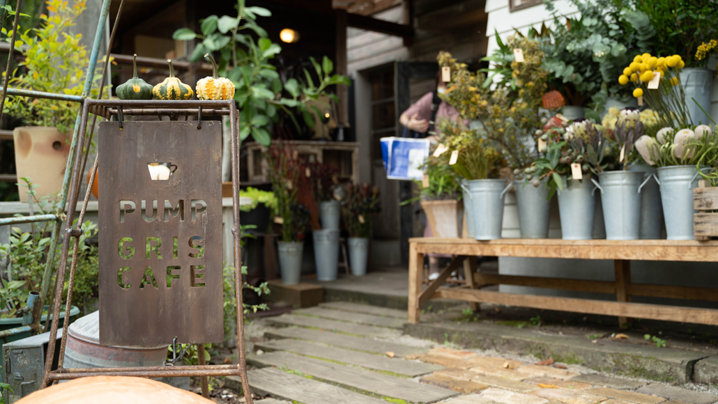 入口の画像