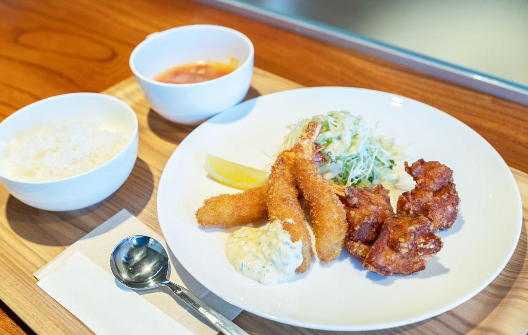 「キッチン ヒロ」定食の画像