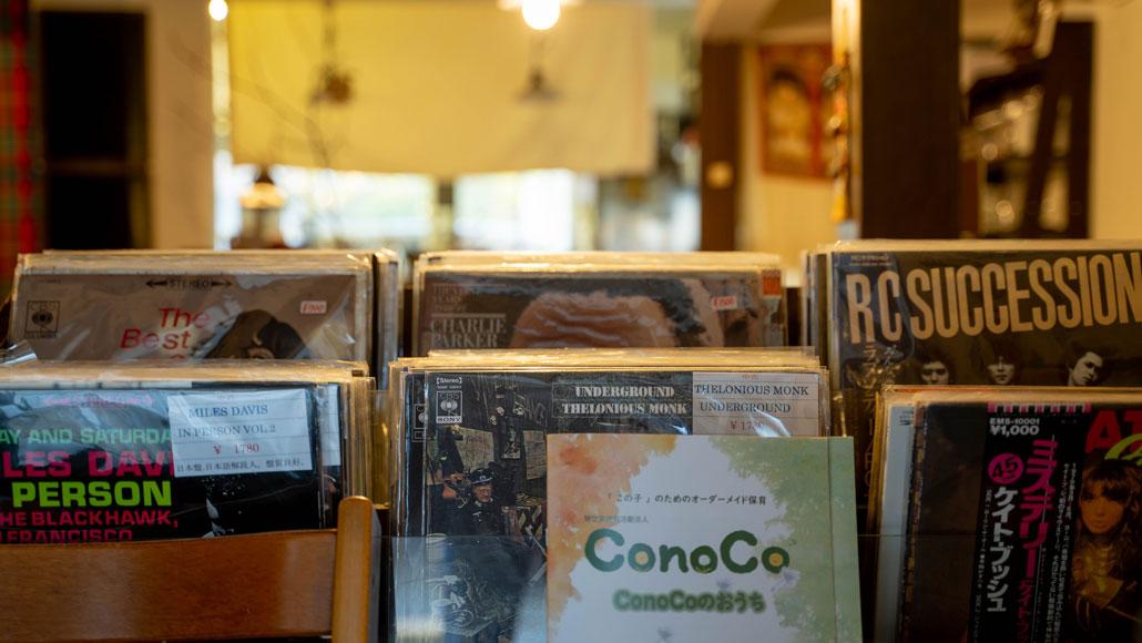 「食堂 山小屋」レコードの画像1