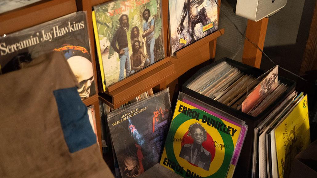 「食堂 山小屋」レコードの画像2