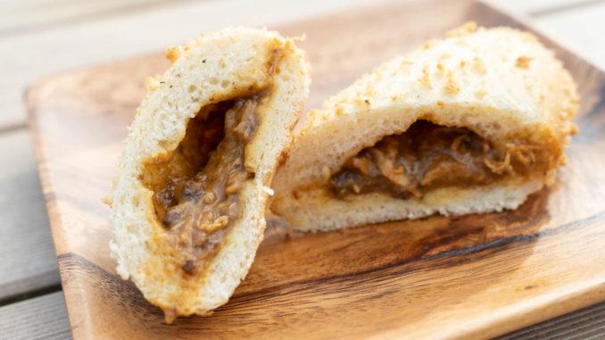 「伸・焼カレーパン」の画像