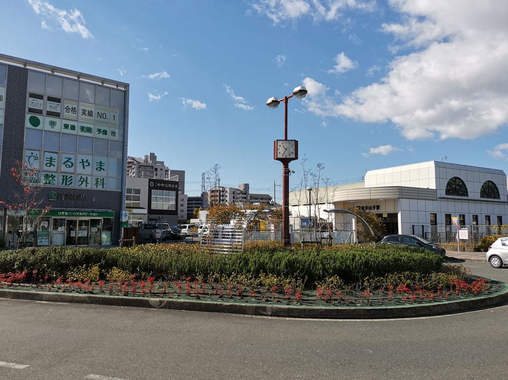 「FURDI 松井山手駅前/ファディー」場所の画像