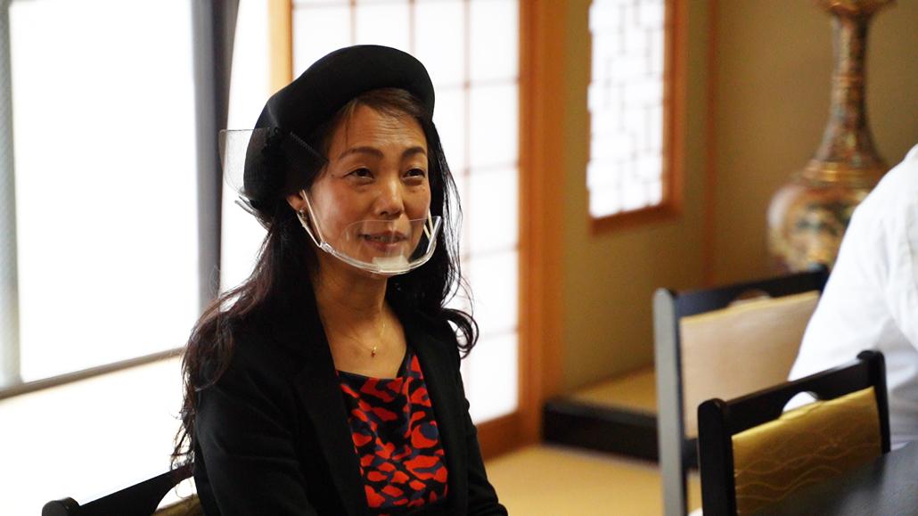 イベントプロデューサー 岩崎三知子氏の画像