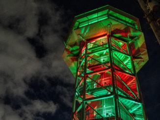 「さくらであい館」展望塔の画像1
