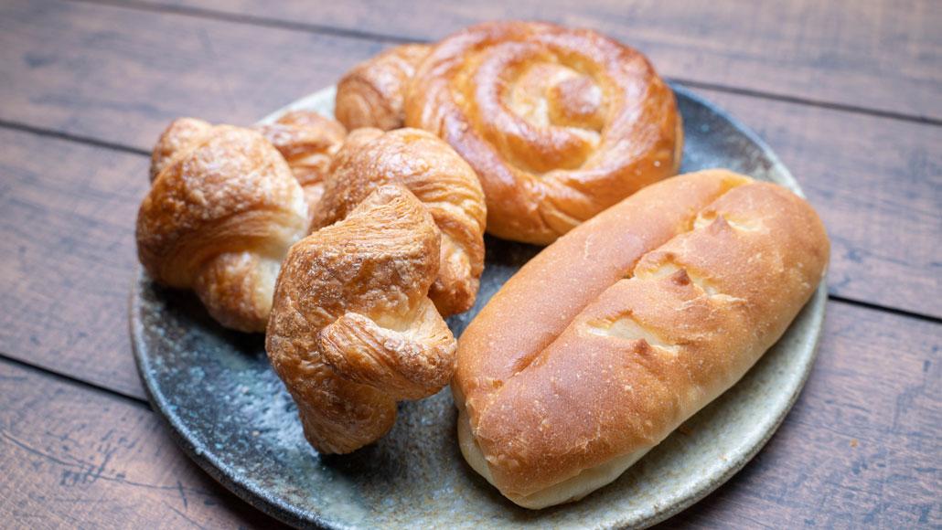 「パンデュール」購入したパンの画像