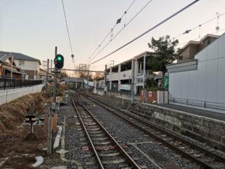 JR奈良線「玉水駅~山城多賀駅」が複線になった画像1