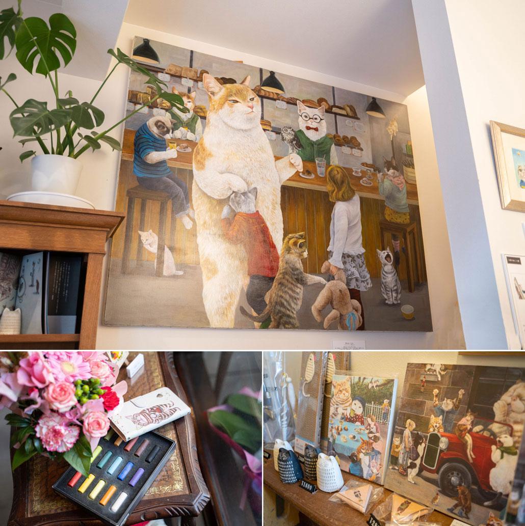「3軒のねこと庭」さんの作品や商品の画像1