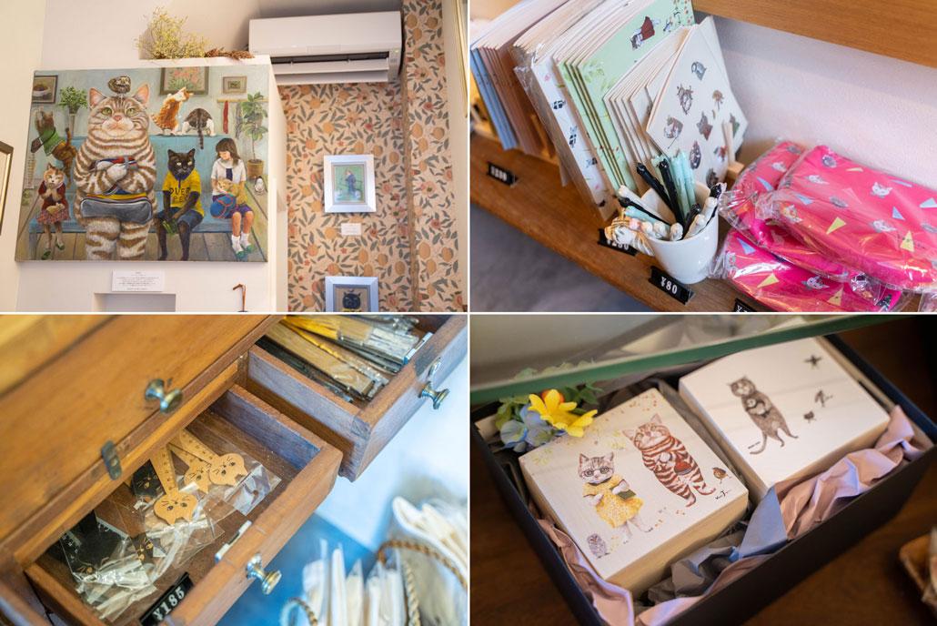 「3軒のねこと庭」さんの作品や商品の画像2