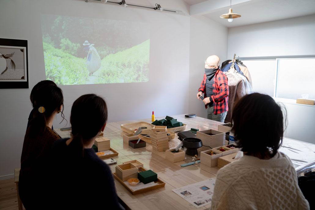 「茶和花 京都宇治」のワークショップの画像