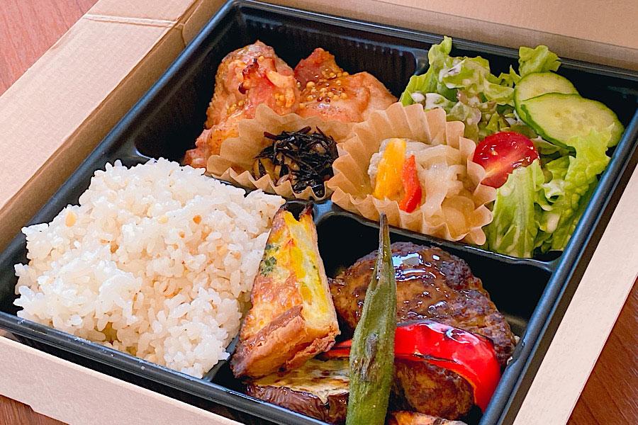 よつ葉CAFEの料理画像