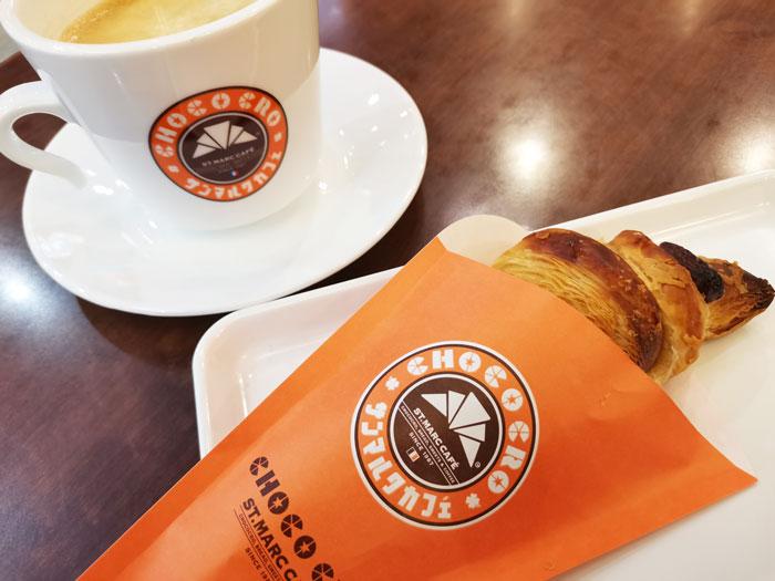 サンマルクカフェの画像