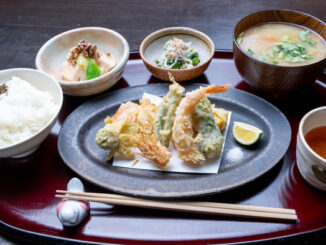 「LovAの天ぷら膳」の画像