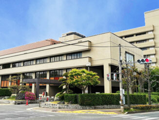 宇治市役所の画像