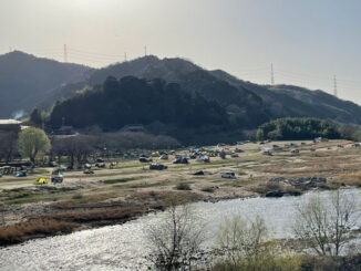 笠置キャンプ場の画像