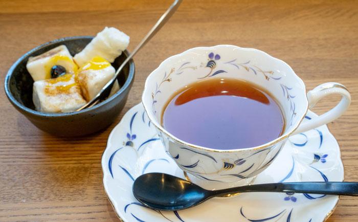 和紅茶の画像