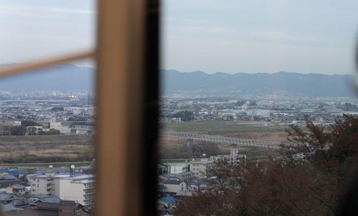 ケーブルからの眺めの画像