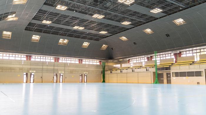 田辺中央体育館の画像