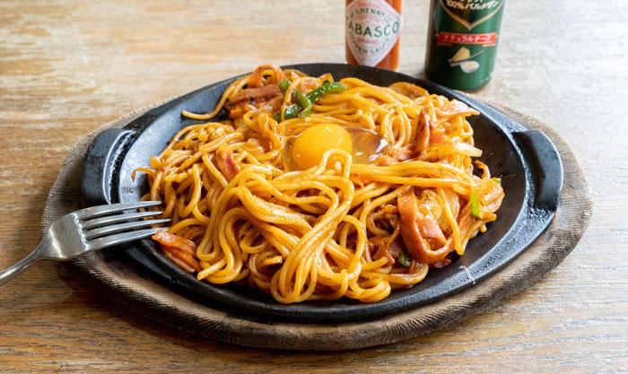 イタリアンスパゲティの画像