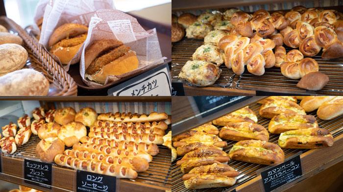 「天使のパン」店内画像