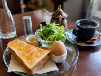 「UMEMIDAI COFFEE & Roasterモーニングの画像