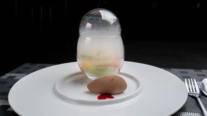 フレイバーブラスターを使用したデザートの画像1