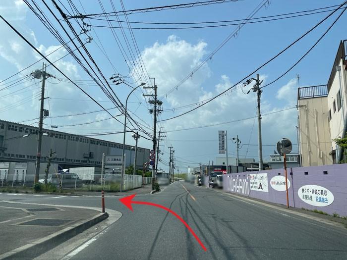 ステーキ廣瀬の行き方画像2