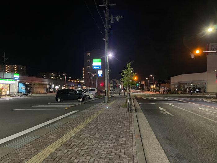 「ファミリマート 京田辺三山木店」の場所画像