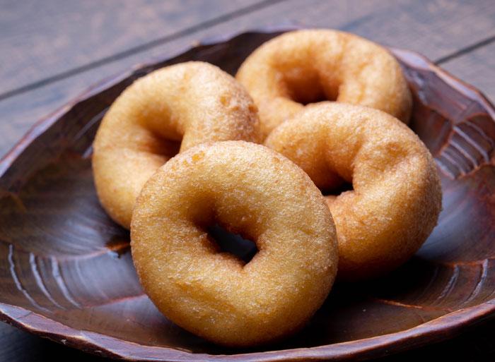 豆乳ドーナツの画像
