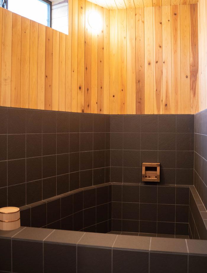「与一」お風呂の画像
