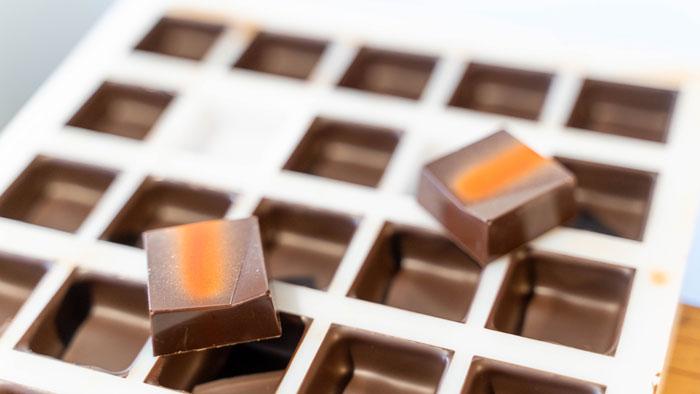 ショコラのシェルの画像