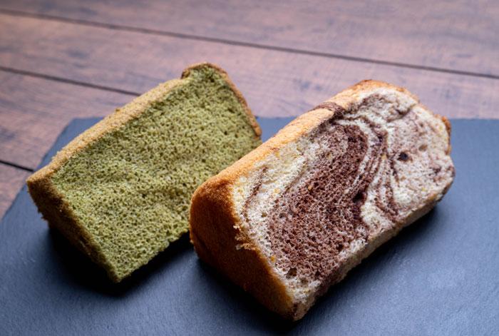 シフォンケーキの画像
