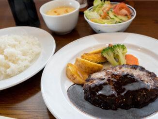 「レストラン銀風」ランチ画像