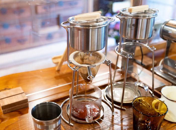 「カフェ サボローゾ」珈琲画像