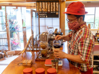 「カフェ サボローゾ」店主画像