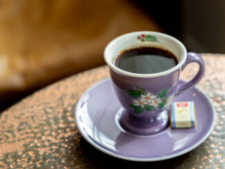 「ジャズ喫茶トレイン」珈琲の画像