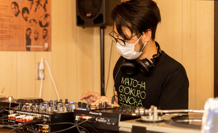 通円氏DJ画像2