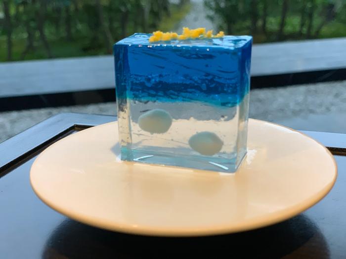 オリジナルお菓子「鳳凰の卵」の画像